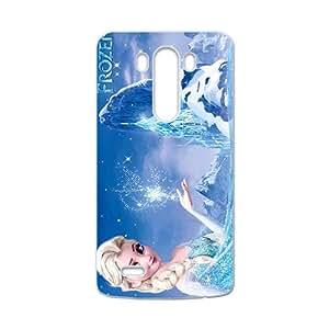 Frozen fresh lovely girl Cell Phone Case for LG G3