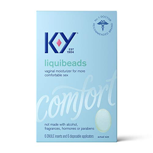 Personal Lubricant KY Liquibeads