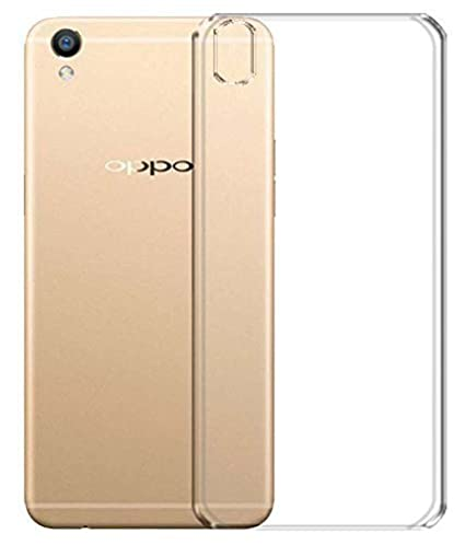 timeless design 94268 bf6b0 GADGETMATE OPPO A37f transparent Back Cover(For OPPO A37f )