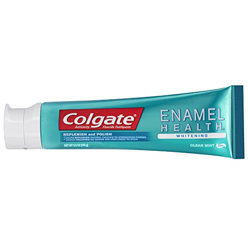 Colgate Enamel Health Whitening Toothpaste - 5.5 ounce (3 Pack) by Colgate (Image #2)