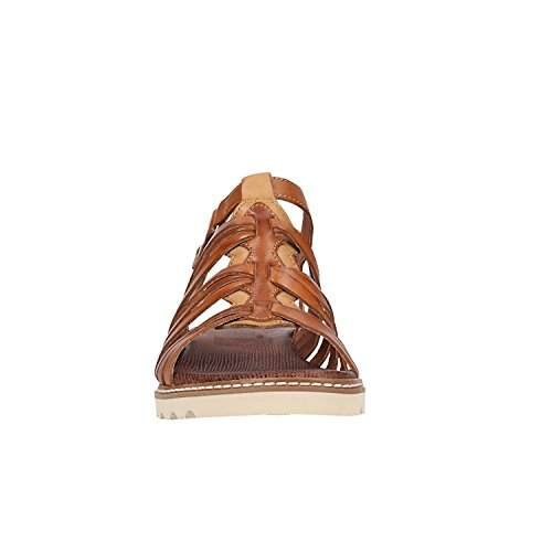 Brandy Talla Cuero Sandalia Color Mujer Pikolinos Para 41 a8qp6W