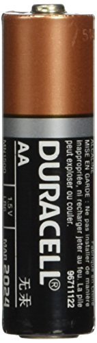 Duracell CopperTop Repack AA 4pk Alkaline 1.5V LR6 Battery