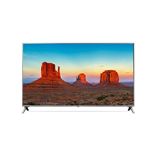 chollos oferta descuentos barato  LG 65uk6500 65 4 K Ultra HD Smart TV WiFi Gris LED TV LED Tvs 165 1 cm 65 3840 x 2160 Píxeles LED Smart TV WiFi Grey