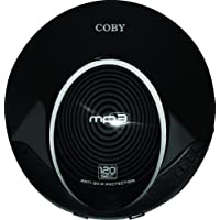 Coby Compact MP3 Anti-Skip CD Player