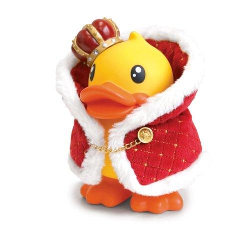 [B.Duck King Saving Bank, 16cm] (Piggy Back Costume Baby)