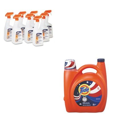 KITPAG03259CTPAG23064 - Value Kit - Procter amp; Gamble Professional Ultra Liquid Laundry Detergent (PAG23064) and Febreze Fabric Refresher amp;amp; Odor Eliminator (PAG03259CT)