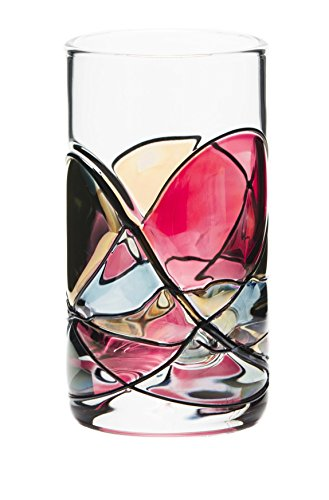 ANTONI BARCELONA Shot Glass – Unique Shot Glasses For Liquor, Vodka, Tequila, Whiskey, Rum, Scotch, Bourbon - Perfect Gift Set For Men, Women, Dad, Mom