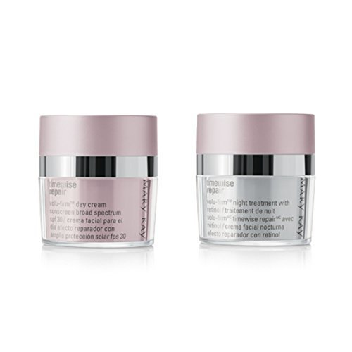 Mary Kay TimeWise Repair® Volu-Firm™ Day Cream Sunscreen SPF 30 1.7 oz. + Volu-Firm™ Night Cream 1.7 oz.