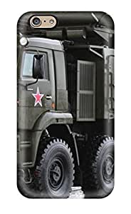 Defender Case With Nice Appearance (cars Russia Military ) For Iphone 6