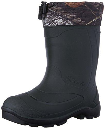 Kamik Footwear Snobuster2 Insulated Boot (Toddler/Little Kid/Big Kid),Camouflage,2 M US Little Kid (Boots Footwear)