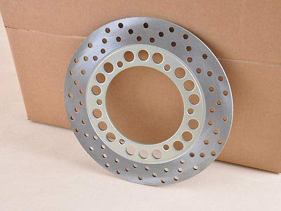 Brake Rear Yzf600 (FidgetFidget Rear Brake Disc Rotor for Ducati 600 750 900 Yamaha FZ400 YZF600 TDM SRX XJ)
