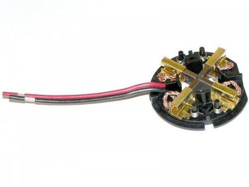 MILWAUKEE CARBON BRUSHES 2650-20 (B55B) 18 Volt 1/4'' Hex Impact Driver MW1