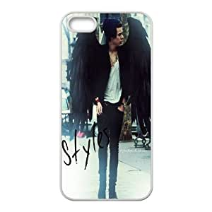 Harry Styles iPhone 5,5S Cell Phone Case, Harry Styles Custom Phone Case, iPhone 5,5S DIY Case