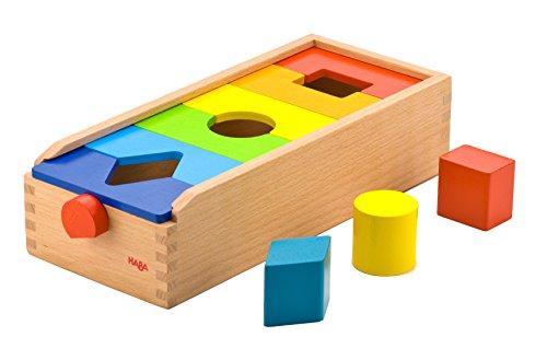 HABA Rainbow Sorting Wooden Rearrange