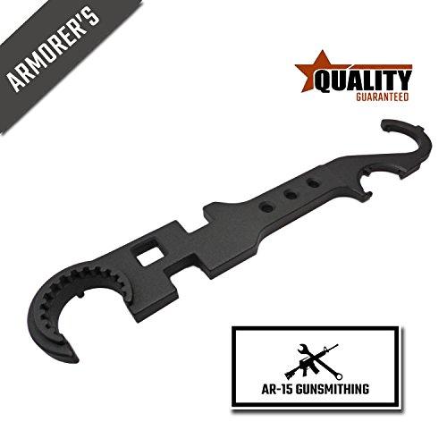 LAVENDO Sports Ar15 M4 M16 Combo Rifle Multi Tool, Black (W1) (Best Ar 15 Multi Tool)