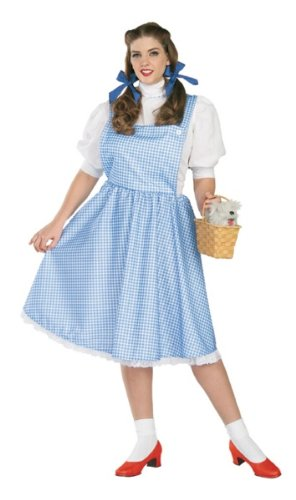 Dorothy Costume - Plus Size - Dress Size (Full Cut Dorothy Costumes Adult Plus Size)