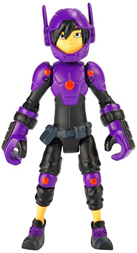 Big Hero 6 4-Inch Hiro Hamada Action (Girls Superhero Costumes Next Day Delivery)