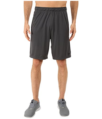 Nike Men's Fly 9-Inch Shorts - Small - Anthracite/Black