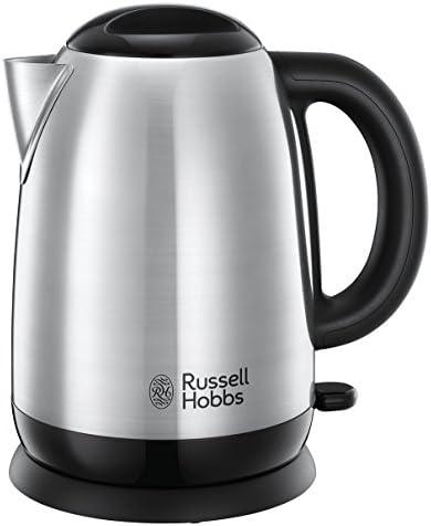 Russell Hobbs Bouilloire 1,7L, Ebullition Rapide, Ouverture Facile - 23912-70 Adventure
