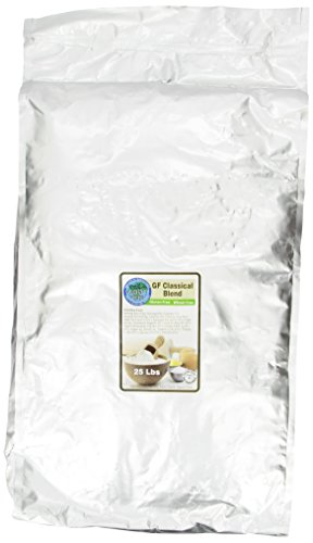 Authentic foods classical blend 25 lb