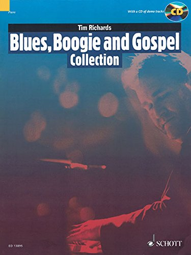Music Gospel Blues (Blues, Boogie and Gospel Collection: 15 Pieces for Solo Piano)