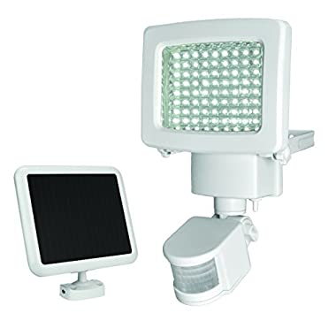 Sunforce 80 LED solar motion light.