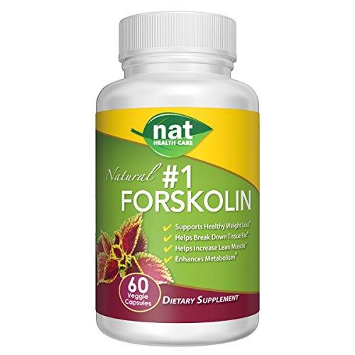 Nat Forskolin Weight Loss Formula product image