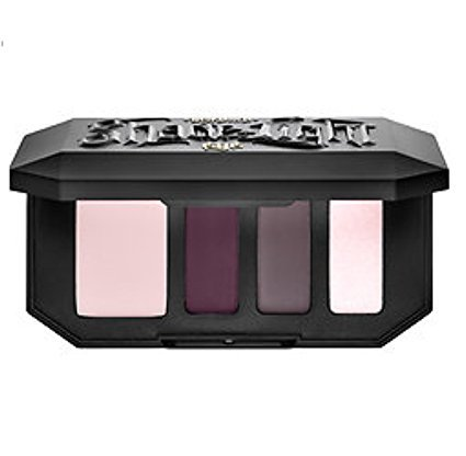 Kat Von D Shade + Light Eye Contour Quad Plum - matte purples for green eyes (Kat Von D Palette compare prices)