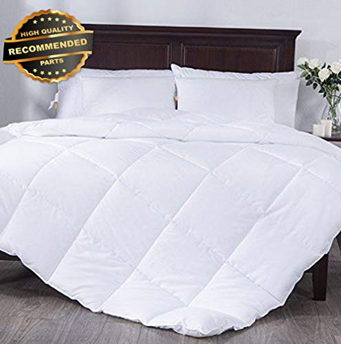 Gatton Premium New Th Altertive Comforter Lightweight White, Polyester Fabric, Siz | Style Collection Comforter-311012435