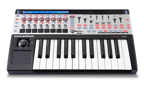 Novation 25 SL MkII USB Midi Controller Keyboard 25 Keys