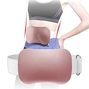 Slimming Belt Massager Fat Removal Belt Electric Toning Vibration Belt Body Slimming Belt Cellulite Reduction Weight Loss Machine for