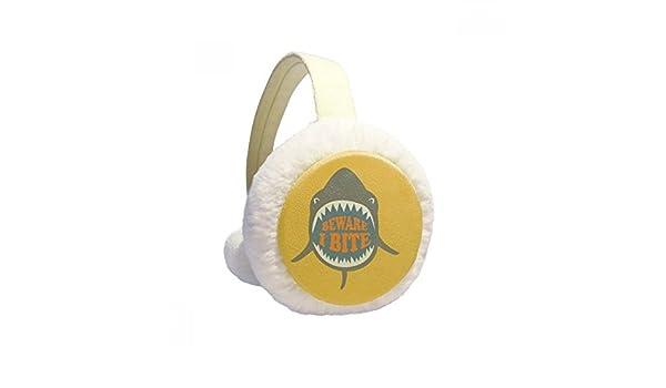 Brazil National symbol Landmark Pattern Winter Earmuffs Ear Warmers Faux Fur Foldable Plush Outdoor Gift