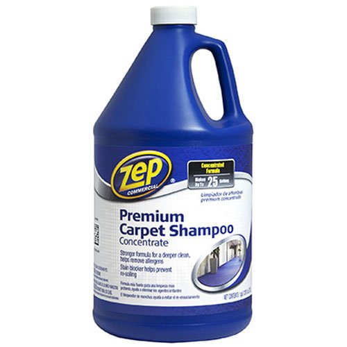 - ZEP Carpet Shampoo, 1 Gallon