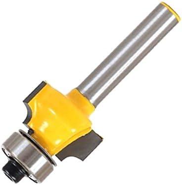 ルータービット 木工用 1/4インチシャンク 1/8インチ半径 彫刻機 研削 耐摩耗性