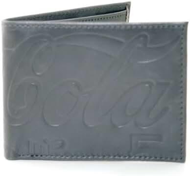 Officially Licensed Bi-Fold Men's Coca-Cola Wallet
