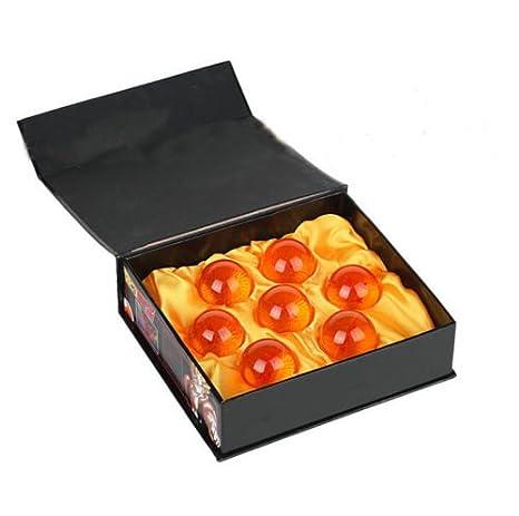 Amazon.com: Dragonball Z réplica bola de vidrio Anime ...