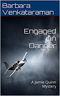 Engaged In Danger by Barbara Venkataraman ebook deal