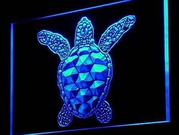 Sea Turtle Animals LED Sign Neon Light Sign Display j125-b(c)