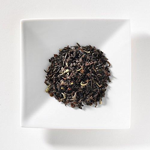 Mighty Leaf Loose Tea, Organic Earl Grey, 1 Pound Bag Bag of Loose Leaf Organic Caffeinated Black Tea with Organic Bergamot, Delicious Hot or Iced, Steep with Tea Infuser or Tea Ball (Mighty Tea Loose Earl Leaf Grey)