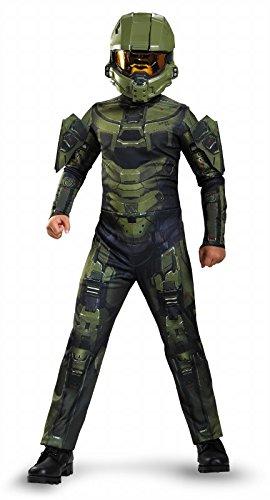 Halo Master Chief Child Costume]()