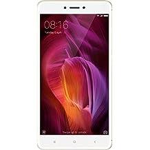 "Xiaomi Redmi Note 4 64GB 5.5"" Dual Sim 13MP GSM LTE Unlocked Smartphone - Global Model (No Warranty) (Gold)"