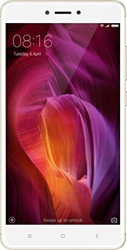 Xiaomi Redmi Note 4 64GB Gold, 5.5