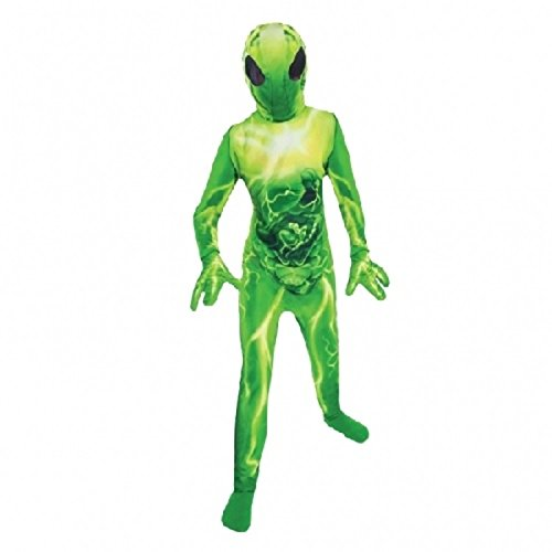 Extraterrestrial Fancy Dress Age 8-10 years by Party Parade
