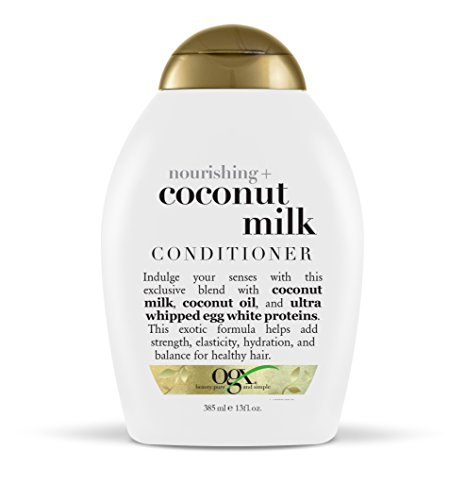 Price comparison product image OGX Conditioner, Nourishing Coconut Milk, 13oz