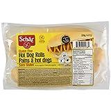 Schar Gluten Free Hot Dog Buns, 228g