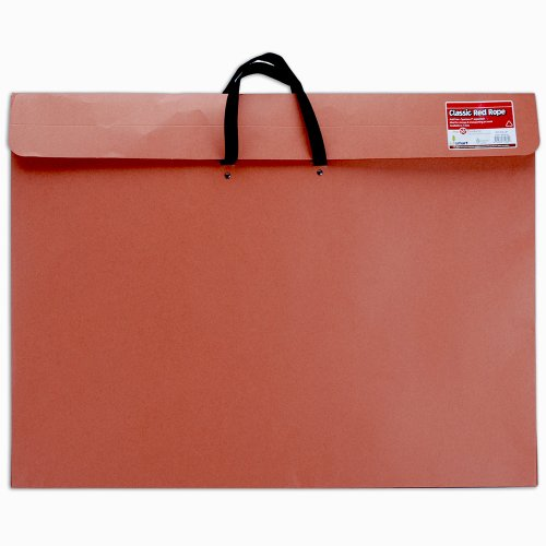 Star Products Art Portfolio Case Classic Red Rope