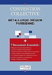 3126. Métallurgie (région parisienne) Convention collective