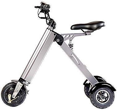 TopMate Bicicletas eléctricas Mini Scooter moda inteligente ...