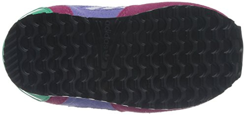 adidas Chaussure ZX 700 Bold pink white light purple 22