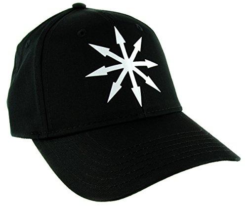 (Chaos Star Symbol of Eight Hat Baseball Cap Warhammer Occult Alternative Clothing Snapback)